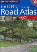 The Rand McNally Easy to Read Road Atlas