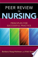 Peer Review In Nursing