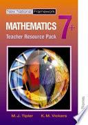 New National Framework Mathematics 7