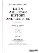 Encyclopedia of Latin American History and Culture: Gabeira to Mesta