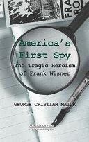 America S First Spy