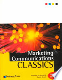 Marketing Communications Classics book
