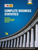 Complete Business Statistics  with CD   Special Indian Edition
