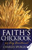 Ebook Faith's Checkbook Epub Charles H. Spurgeon Apps Read Mobile