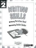 Writing Skills Grade 2 Flash Skills  book