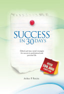 download ebook success in 30 days pdf epub