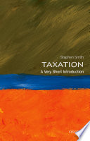 Taxation  A Very Short Introduction