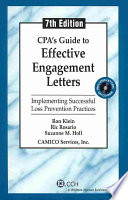 Cpa S Guide To Effective Engagement Letters