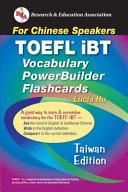 TOEFL IBT Vocabulary