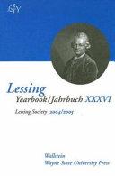 Lessing Yearbook/Jahrbuch XXXVI