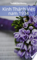 Kinh Thánh Việt năm 1934