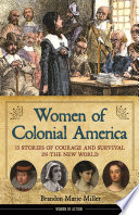Women of Colonial America