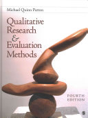 Qualitative Research   Evaluation Methods  4th Ed    Writing Up Qualitative Research  3rd Ed