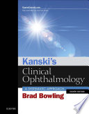 Kanski s Clinical Ophthalmology E Book