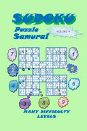 download ebook sudoku samurai puzzle, volume 4 pdf epub