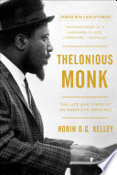 Thelonious Monk Monk Written By A Brilliant Historian With