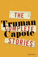The Complete Stories Of Truman Capote Pdf/ePub eBook