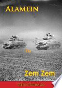Alamein to Zem Zem  Illustrated Edition