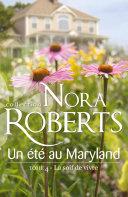 Book Un été au Maryland : La soif de vivre
