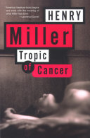 Tropic of Cancer Book
