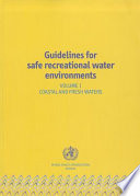 Guidelines for Safe Recreational Water Environments  Coastal and fresh waters
