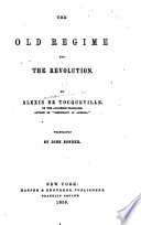 The Old Regime And The French Revolution Pdf/ePub eBook