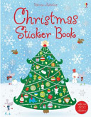 Christmas Sticker Book : busy workshop, winter fun on...