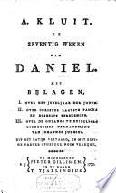 De zeventig weken van Daniël