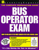 Bus Operator Exam