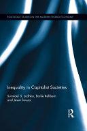 Inequality in Capitalist Societies