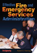 Effective Fire and Emergency Services Administration