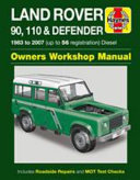 Land Rover 90 110 And Defender Diesel Service And Repair Manual