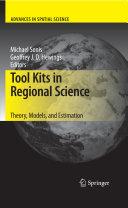 Tool Kits in Regional Science