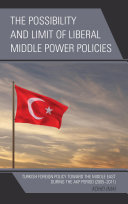 The Possibility and Limit of Liberal Middle Power Policies