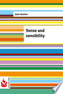 Sense and sensibility (low cost). Limited edition