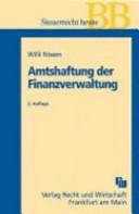 Amtshaftung der Finanzverwaltung