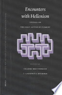 Encounters with Hellenism [electronic resource]