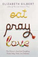 cover img of Eat, Pray, Love