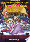 Thea Stilton Graphic Novels  7   A Song for Thea Sisters