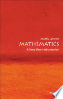 Mathematics  A Very Short Introduction