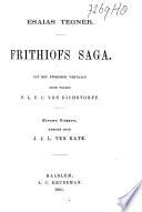Frithiofs Saga