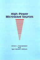 High power Microwave Sources