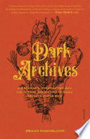 Dark Archives Book PDF