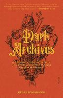 Dark Archives Book