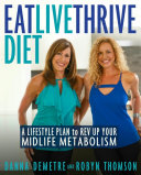 Eat, Live, Thrive Diet Book Cover