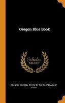 Oregon Blue Book Book PDF