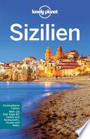 Lonely Planet Reisef  hrer Sizilien
