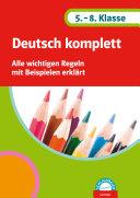 Deutsch komplett