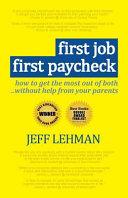 First Job First Paycheck
