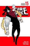 Book Fire Force 15